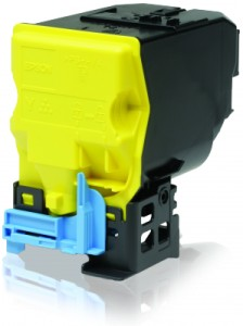 Toner jaune Epson AL C3900N/ CX37DN (6 000 p)