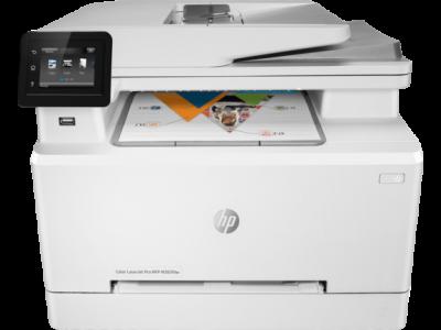 HP LaserJet MFP M283fdw idp maroc
